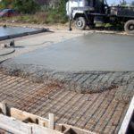 Составляющие и пропорции бетона