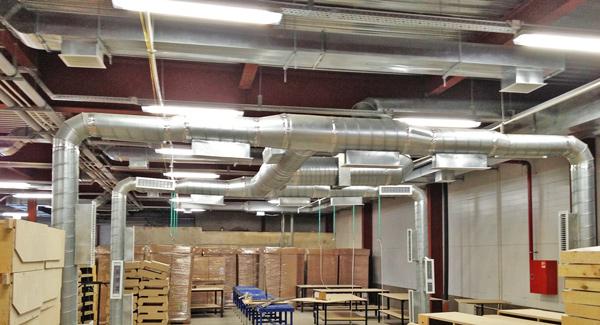 Вентиляция и холодоснабжение: основное оборудование и особенности проектирования