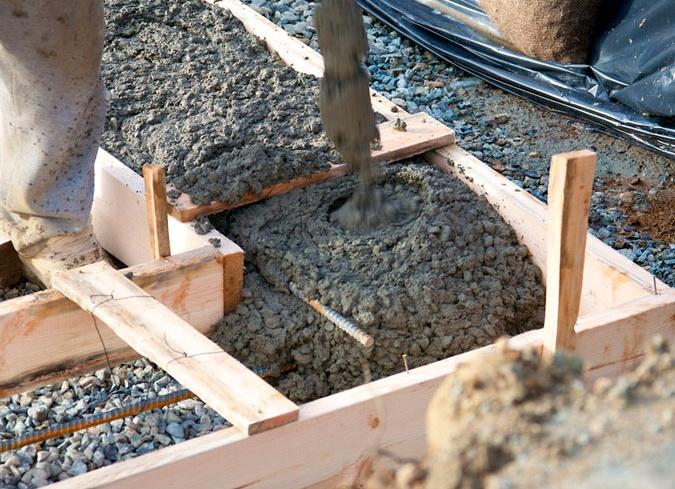 Какой бетон выбрать для строительства дома
