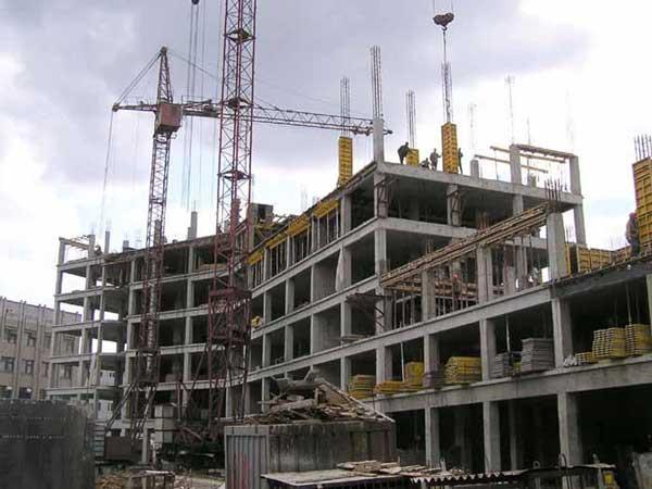 Особенности строительства многоэтажных домов