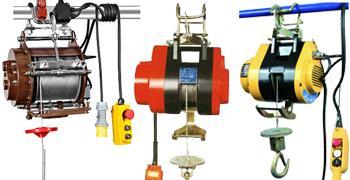 Электрические тали от проверенных поставщиков в компании «А5»