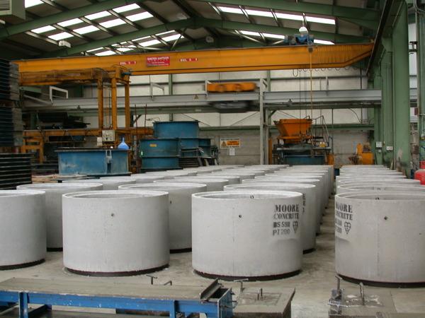 Бизнес в сфере производства бетона