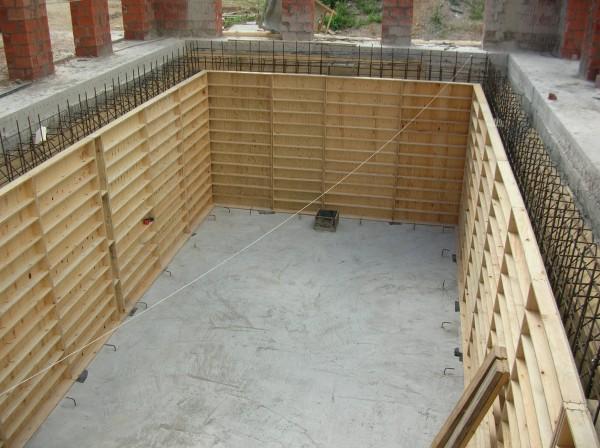 Правильное бетонирование поверхностей