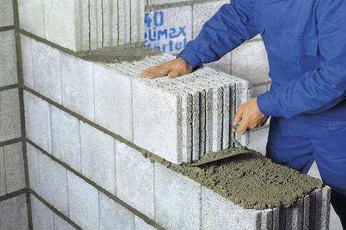 Применение сухих смесей в строительстве
