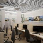 Преимущества выполнения косметического ремонта офиса под ключ