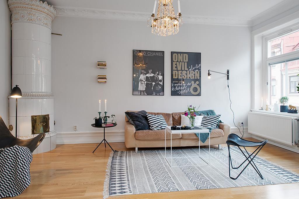 8 шагов к скандинавскому стилю у себя дома