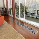 Основные особенности выбора внутрипольных конвекторов для собственного дома