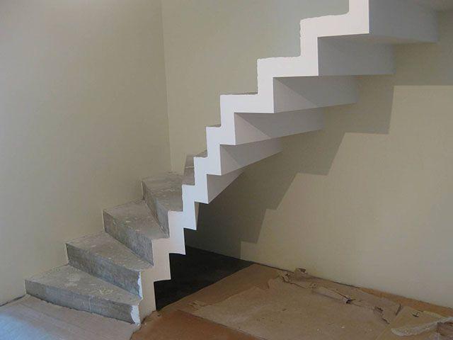 Преимущества бетонных лестниц для частного дома