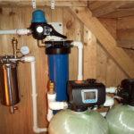 Характеристики системы очистки воды «Ecvols-Элит»