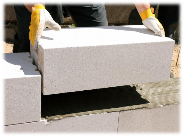Применение цемента в процессе ремонта