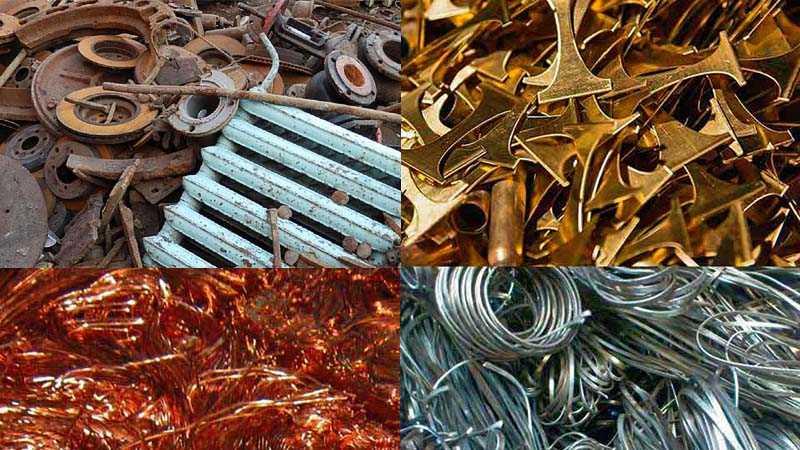 Разновидности металлического лома и их цена