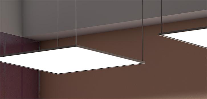 Что такое светодиодные панели?