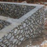 Расчет расхода цемента на фундамент