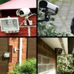 Как установить систему видеонаблюдения в частном доме?