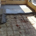 Технология выполнения бетонных работ