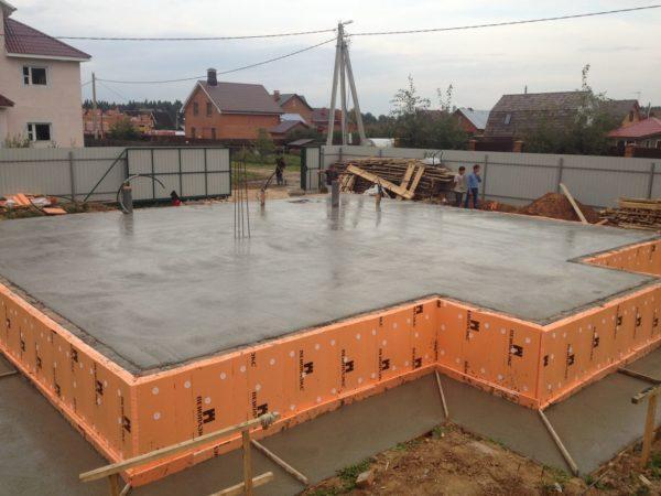 Содержание цемента в одном кубе бетона