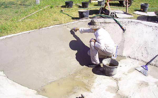 Бетоны на основе жидкого стекла. Применение такого бетона
