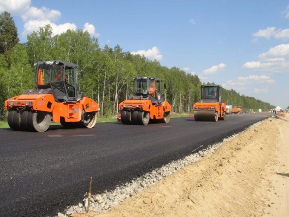 Технологии строительства дорог