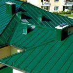 Фальцевая кровля: классический метод перекрытия крыши