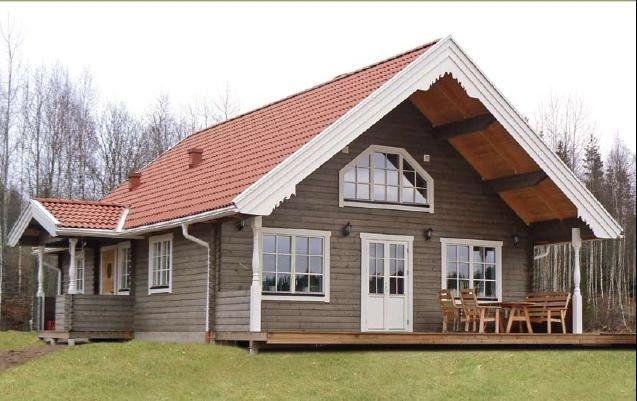 Фасад в скандинавском стиле — дань моде или практичное решение?