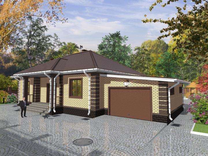 Проекты каркасных домов 9х9