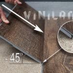 Инновационное напольное покрытие VINILAM CLICK HYBRYD