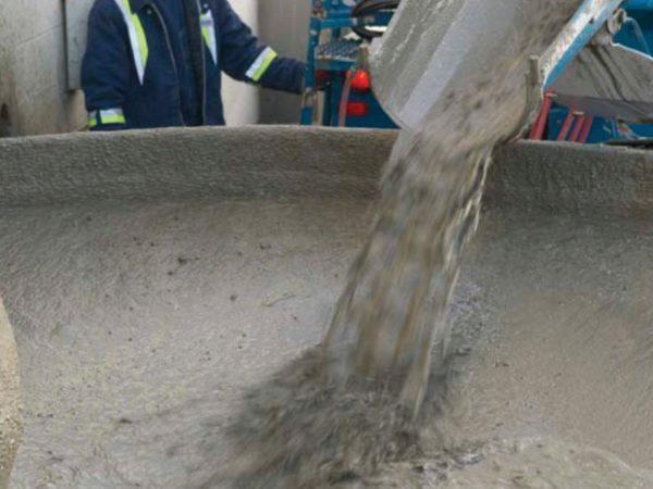 Общие сведения о литом бетоне