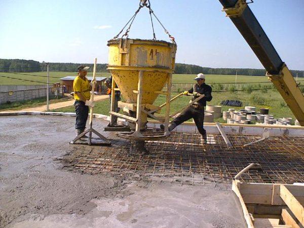 Качество бетона. Методы определения качества бетона