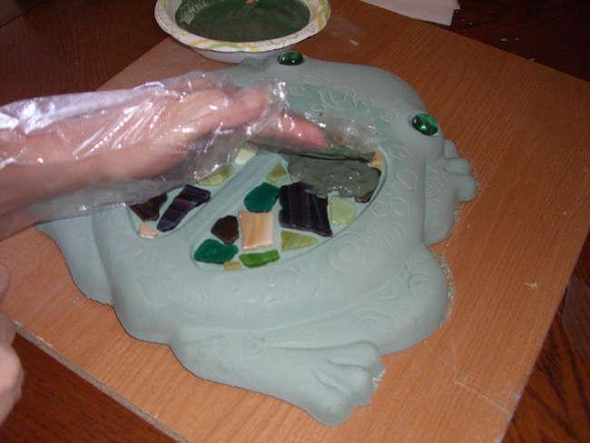Как изготовить садовые фигурки своими руками