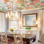 Как оформить потолок в квартире