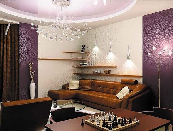 Как организовать свет в квартире