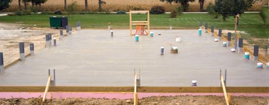 Как правильно сделать столбчатый фундамент под дом: устройство, технология, установка, монтаж, конструкция, возведение, советы, рекомендации, инструкции - строительство столбчатого фундамента своими руками