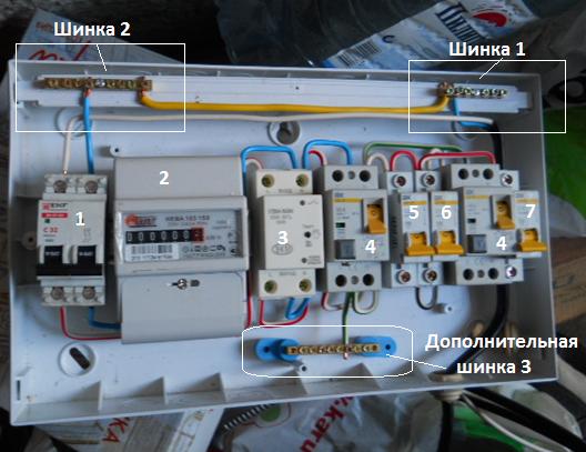 Как преобразовать систему TN-C в систему TN-C-S