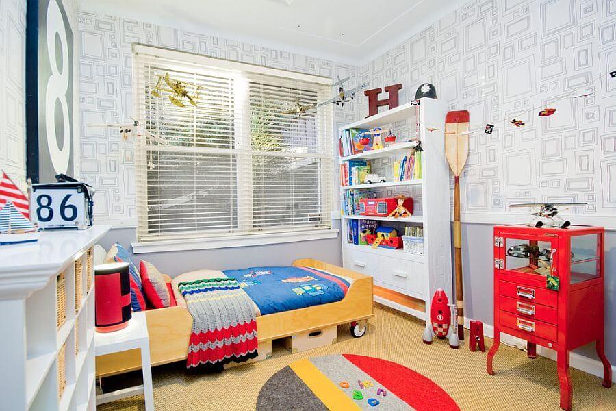 Как «раздвинуть» стены детской комнаты. 5 дизайнерских приемов для заботливых родителей