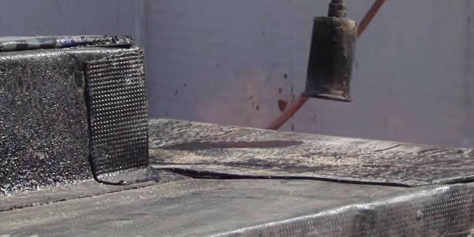 Кладка стен из газобетона, секреты строительства дома из газобетона