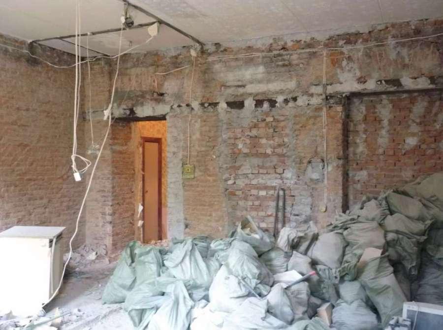 На что нужно обратить внимание при демонтаже стен