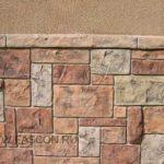 Новый строительный отделочный материал — арт-бетон: свойства штампованного полимерного бетона и применение декоративного