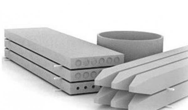 Применение тяжелого бетона