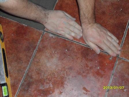 Простая технология укладки плитки своими руками