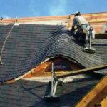 Монтаж скатной крыши своими руками