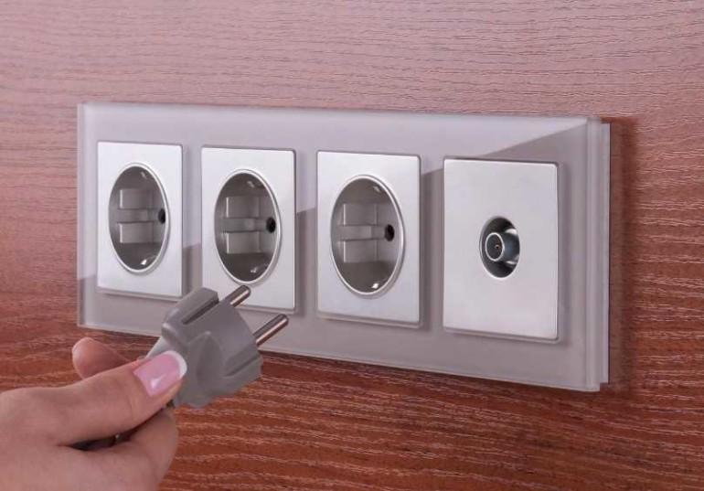 Критерии выбора розеток и выключателей