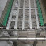 Особенности сетчатого конвейера