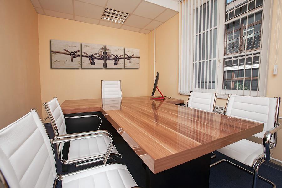 Смешение стилей в дизайне офиса АО Интерэкко
