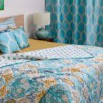Совершенная спальня с текстилем WESS