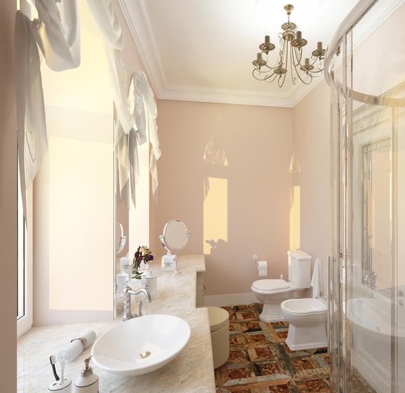 Советы, которые помогут создать уютную ванную комнату