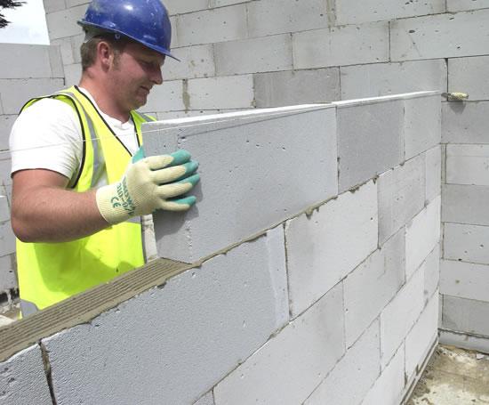 Свойства ячеистых бетонов