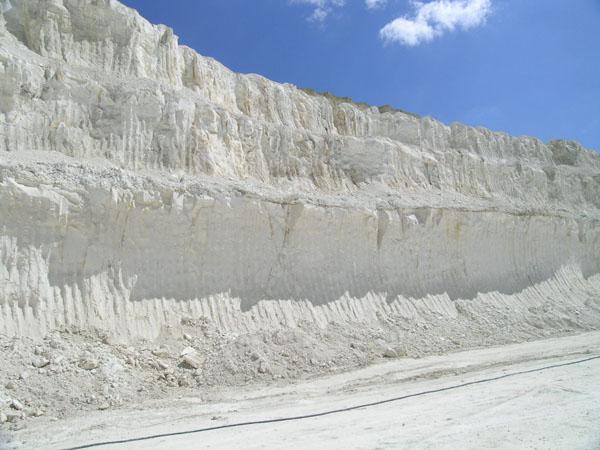 Виды сырья для изготовления цемента