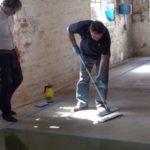 Виды упрочнителей для бетонного пола