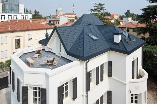 Выбираем современную металлическую кровлю для крыши дома: профнастил, металлочерепица, фальцевая, оцинкованная - фото