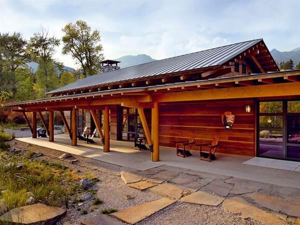 Выбираем современную металлическую кровлю для крыши дома: профнастил, металлочерепица, фальцевая, оцинкованная — фото